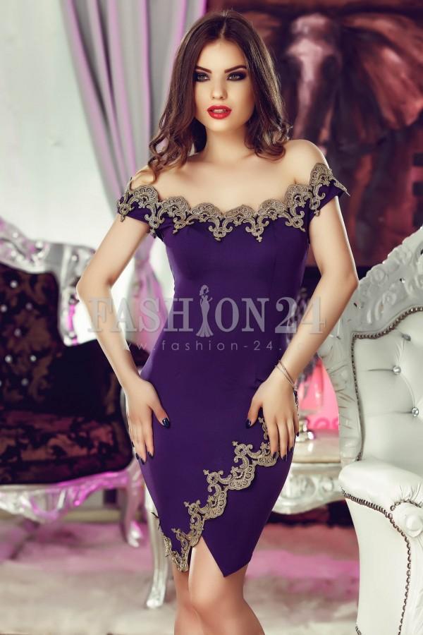 Rochie De Seara Luscious Purple