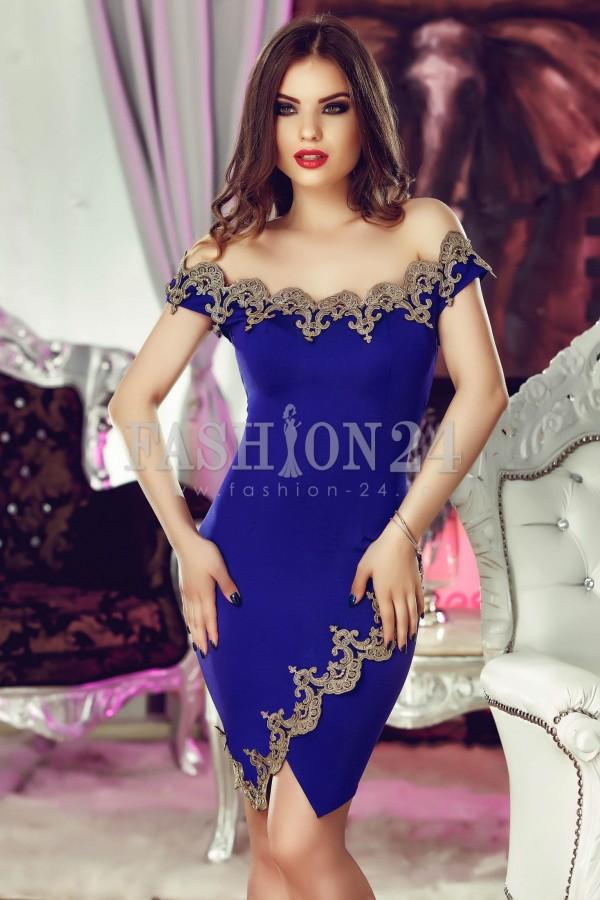 Rochie De Seara Luscious Blue