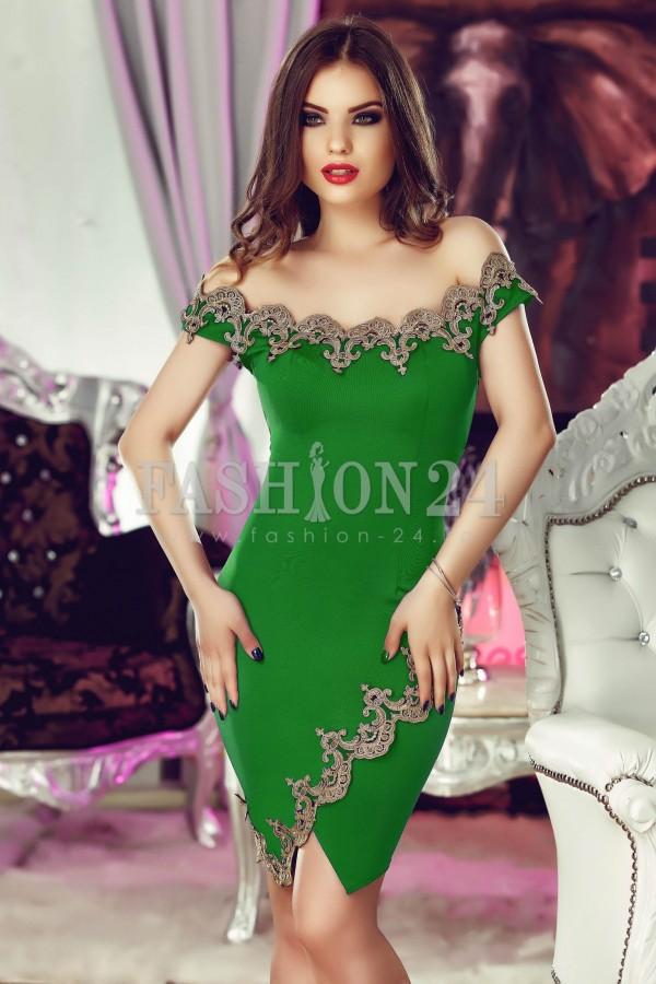 Rochie De Seara Luscious Verde