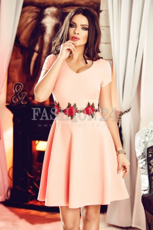 Rochie Classic Pink