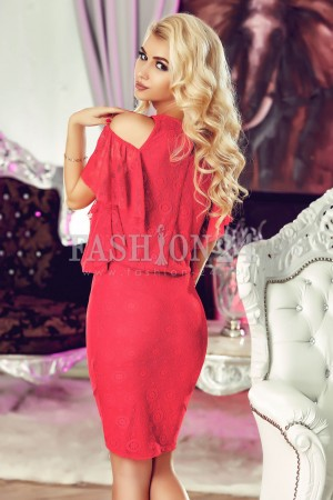 Rochie Pink Accuracy