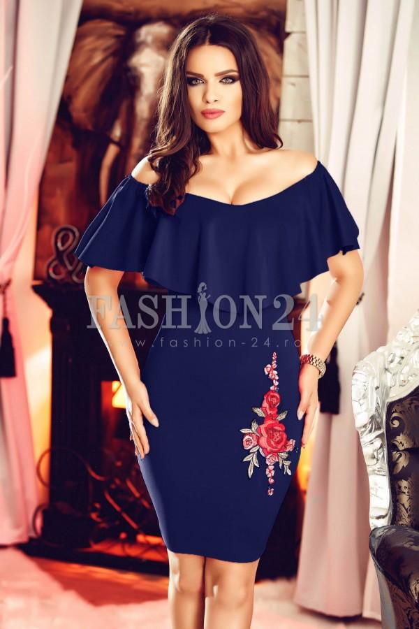 Rochie Blue Passion