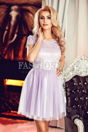 Rochie Unique Purple