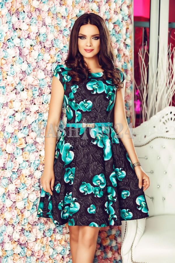 Rochie Irresistible Green
