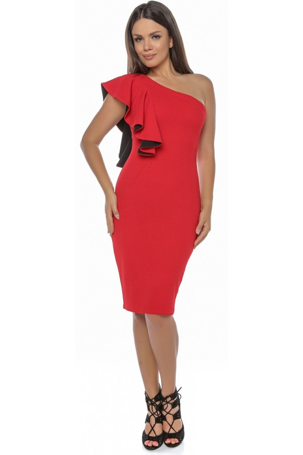 Rochie Red Version