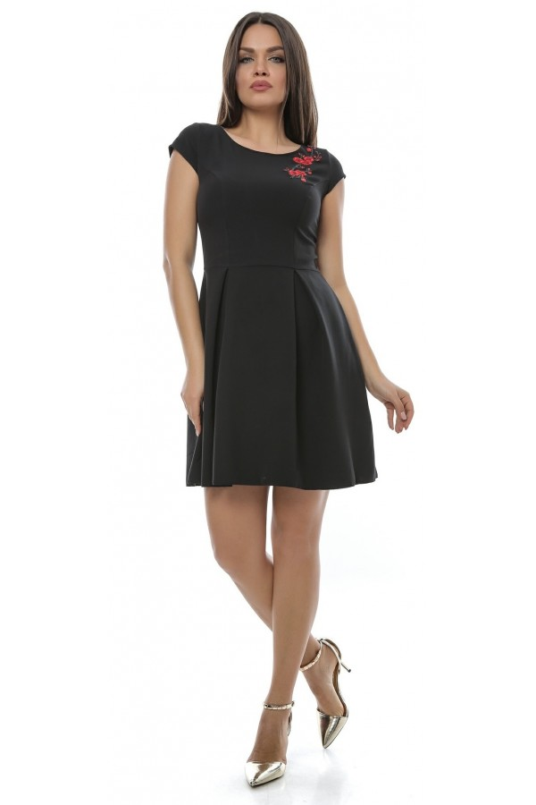 Rochie Black Drawing