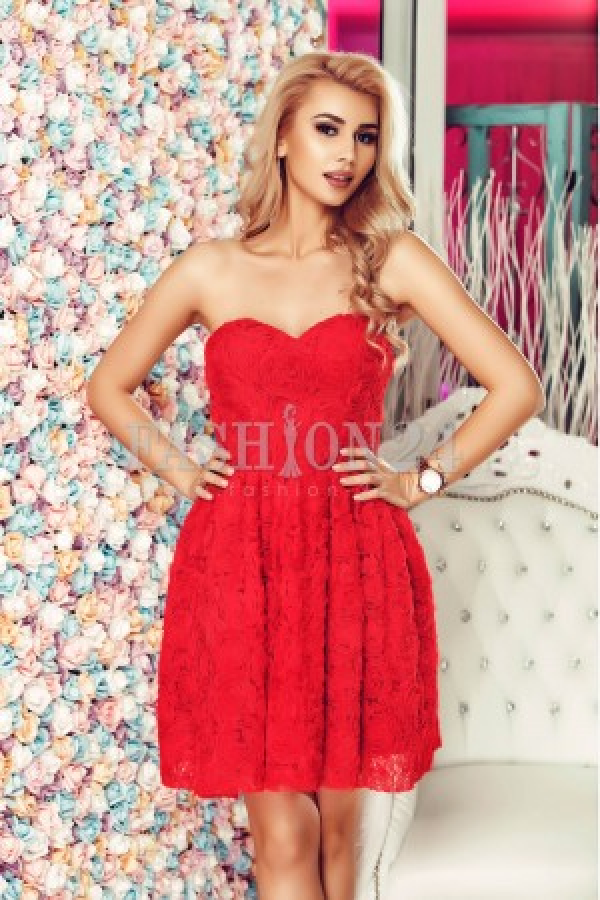 Rochie Essential Red