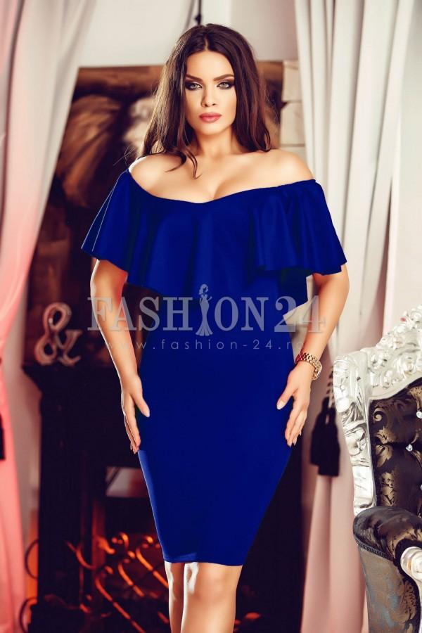 Rochie Blue Inspiration
