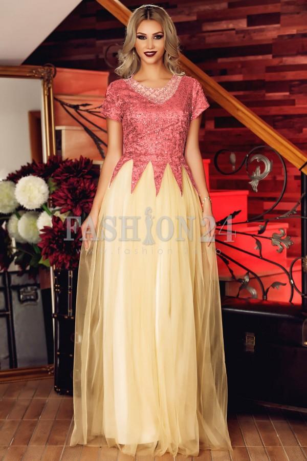 Rochie Pink Jewel