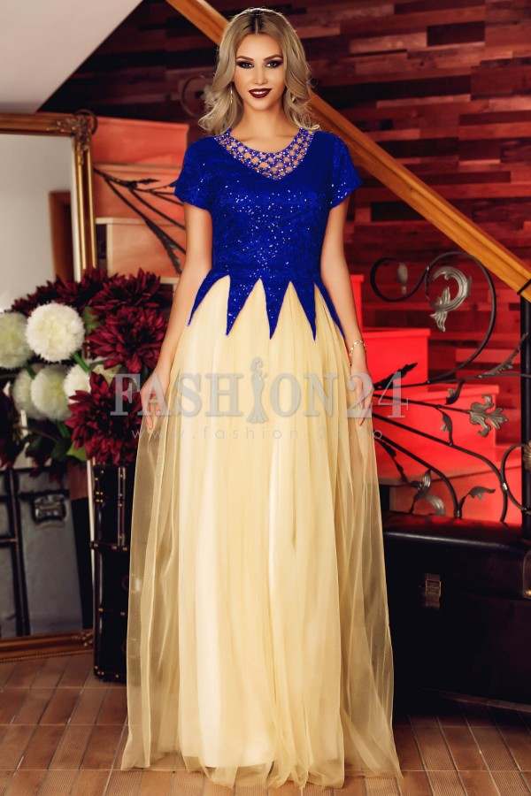 Rochie Blue Jewel
