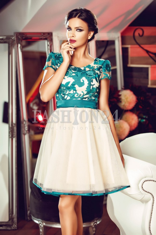 Rochie Green Paradise