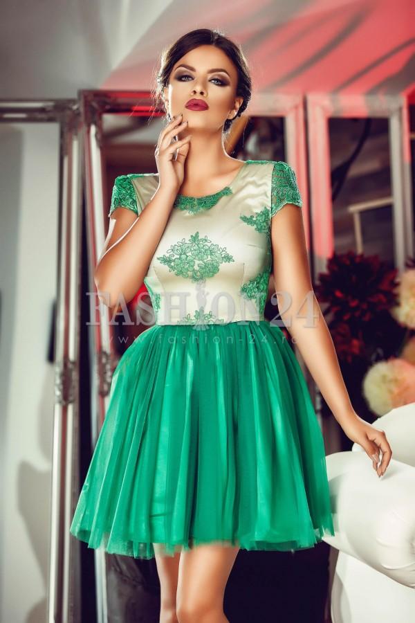 Rochie Unique Green