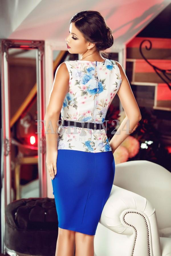 Rochie Blue Decor