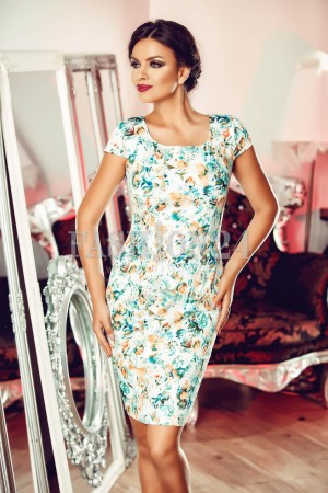 Rochie Alessia Turquoise