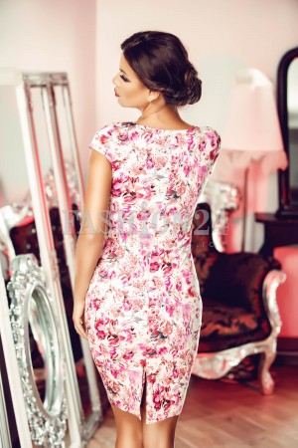 Rochie Alessia Pink